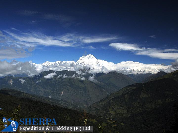 Dhaulagiri Pass Trek