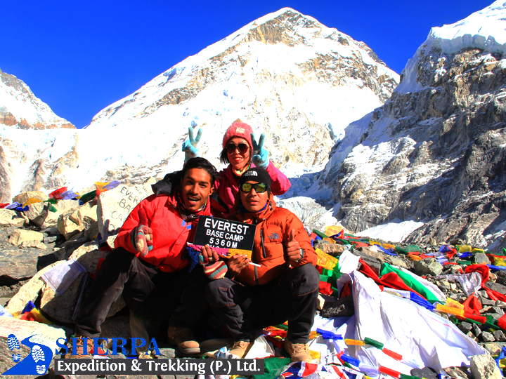 11 Days Everest Base Camp Trek