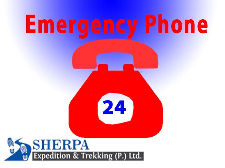 Emergency Numbers in Nepal