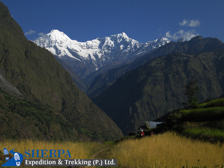 Ganesh Himal Base Camp Trek