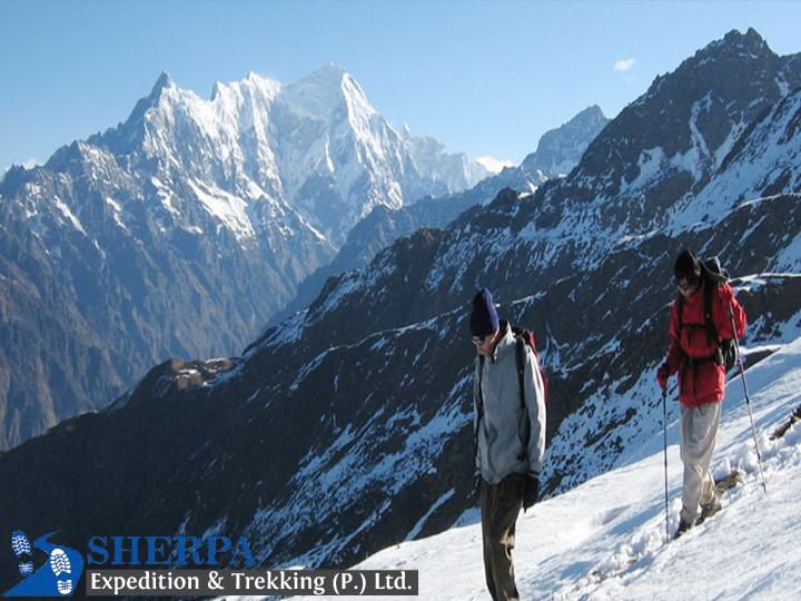 Gangjola Pass Trek