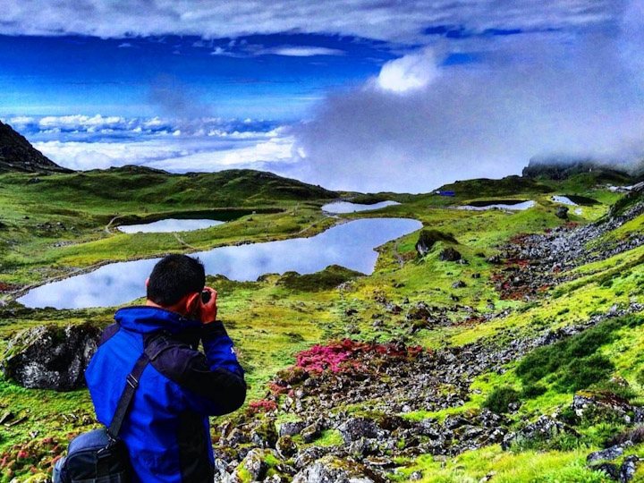 Panch Pokhari Trek - 14 Days
