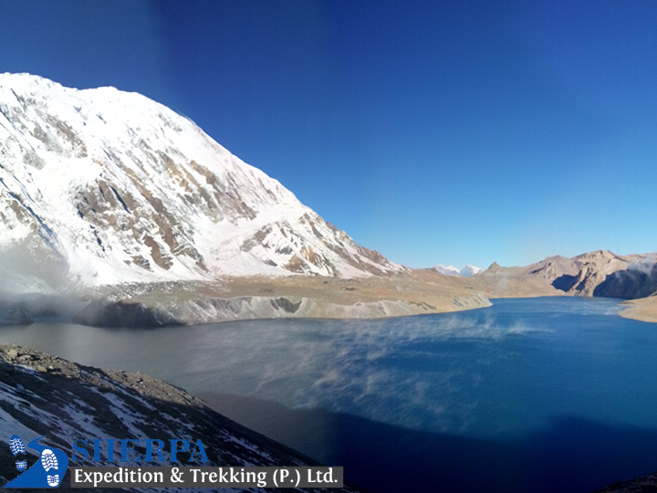 Tilicho Lake & Mesokonto pass trek