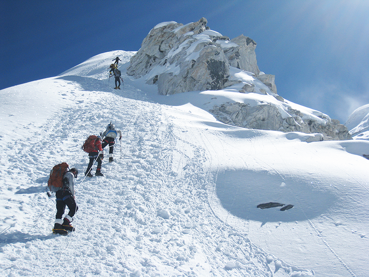 Cho Oyu Expedition