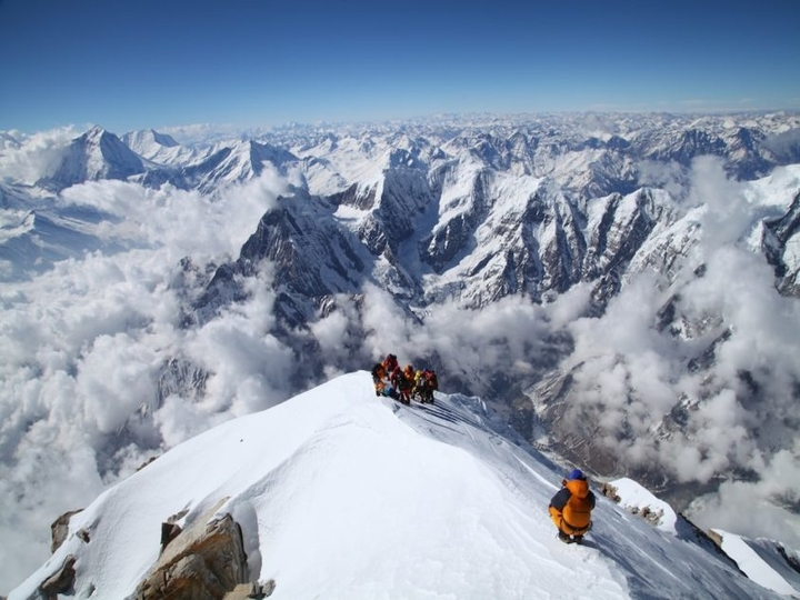Annapurna 1st Expedition