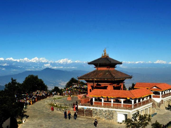 Chandragiri Hill  And Chitlang Hiking