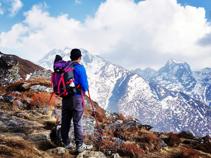 Langtang Gosaikunda Pass Trek