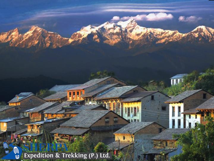 Nepal at Glance