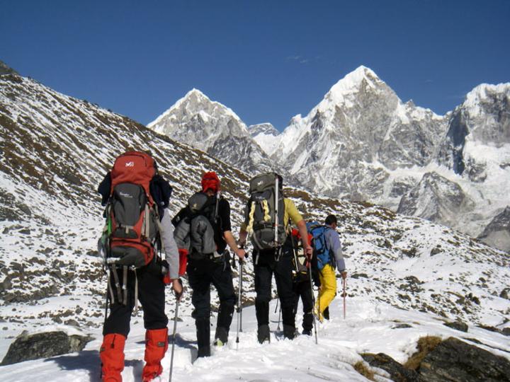 Tashi Lapcha Pass Trek